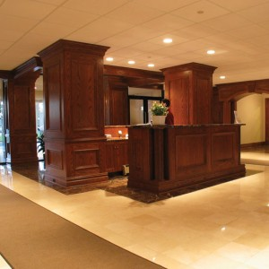 BUILDING TWO LOBBY