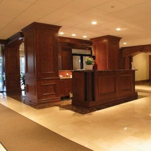 Country Club Towers Apartments For Rent in Clifton, NJ Lobby