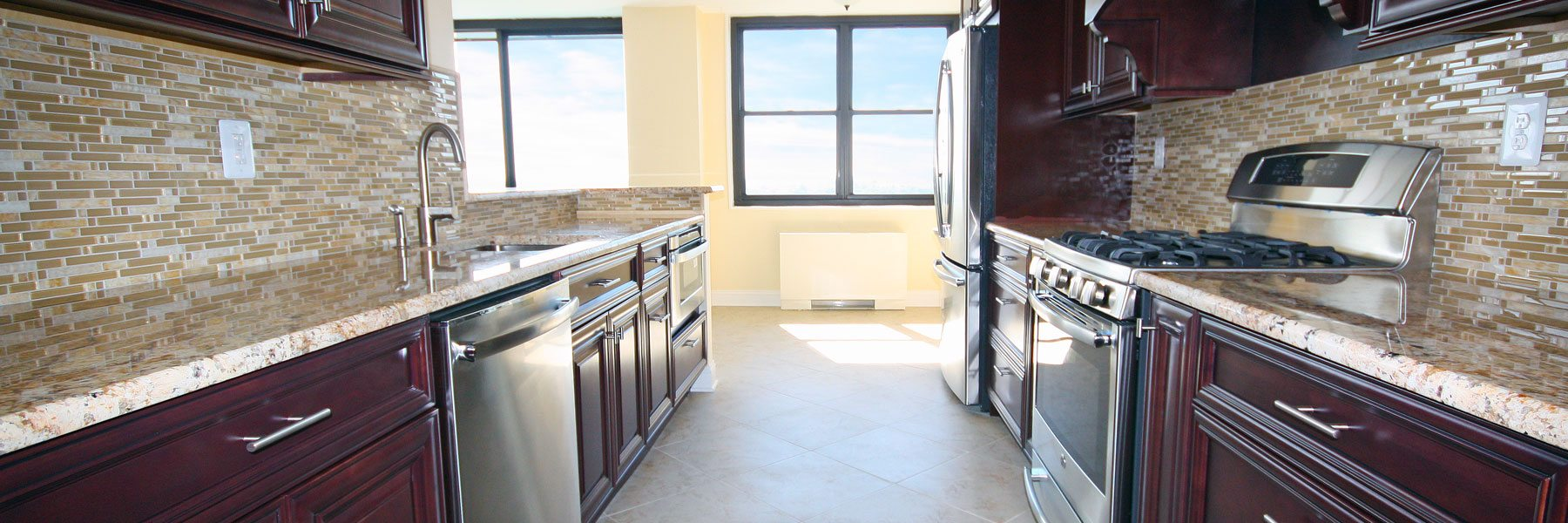 Country Club Towers Apartments For Rent in Clifton, NJ Kitchen